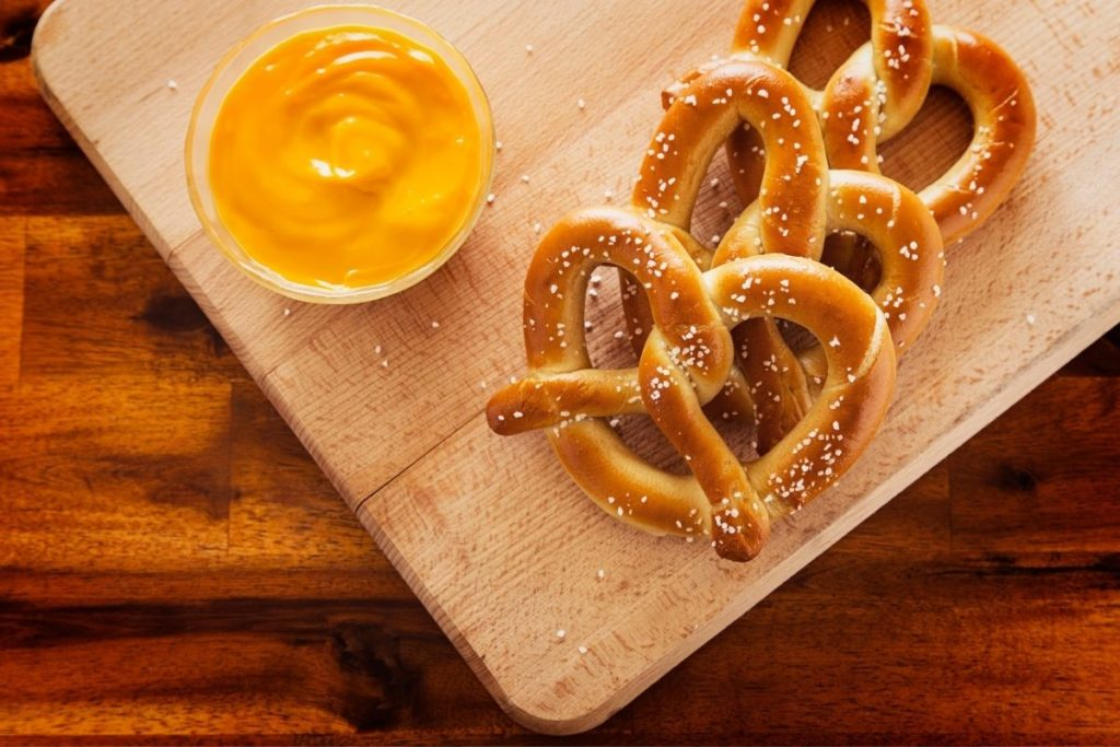What To Dip Pretzels In
