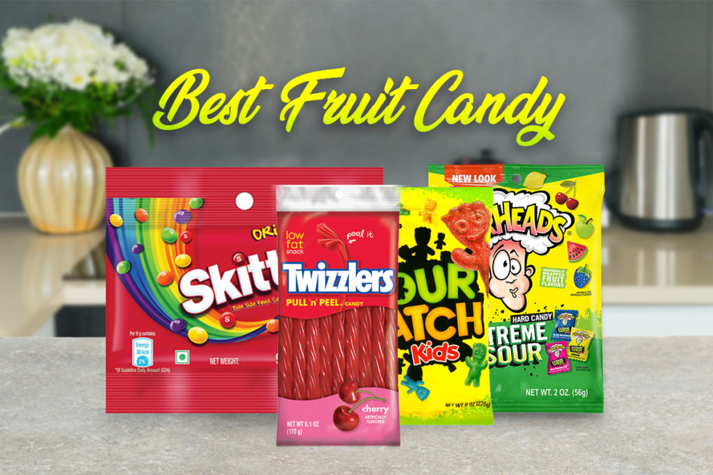 Best Fruit Flavored Candy