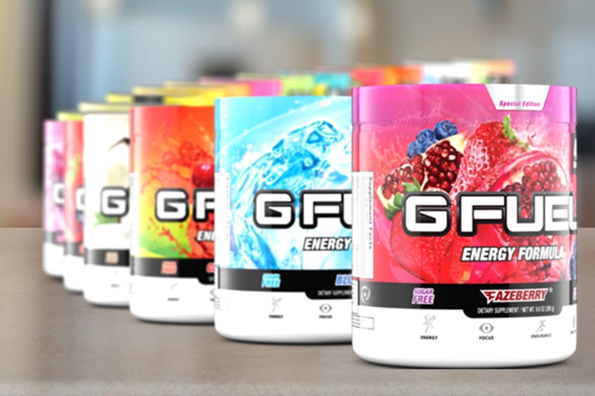 G Fuel best flavor