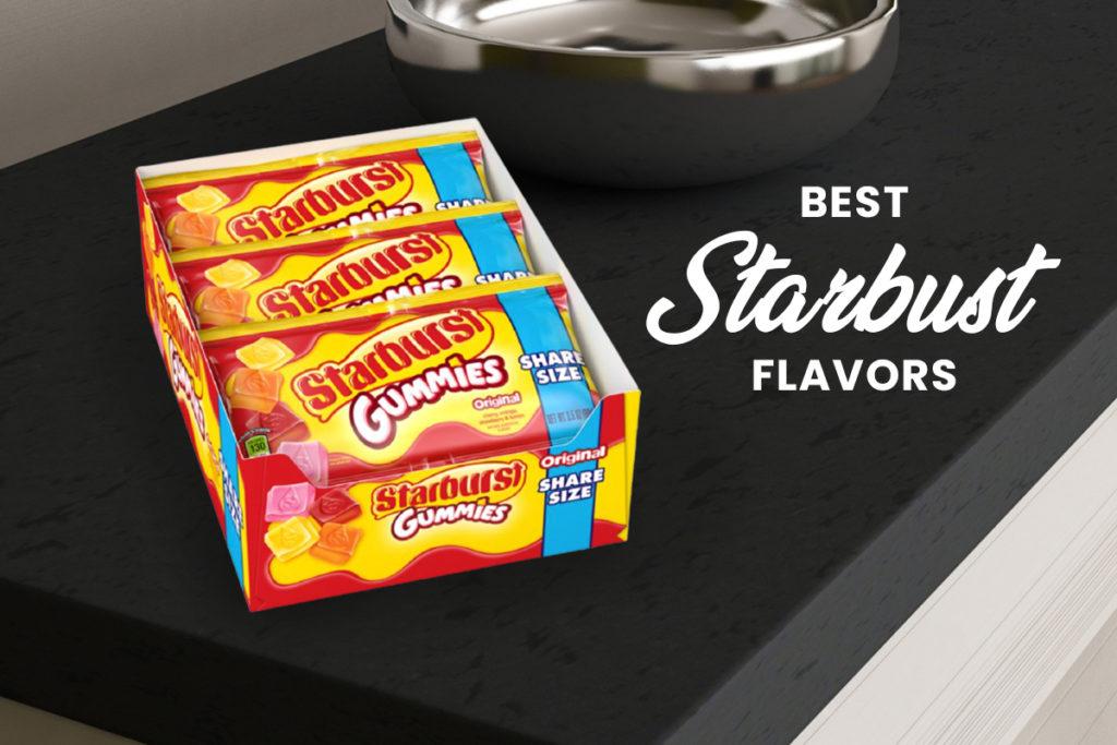 Best Starburst flavors