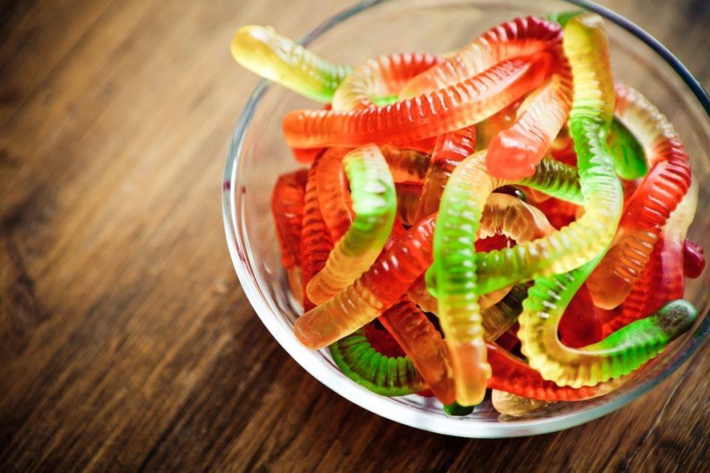 Gummy Worms - Best Gummy Candy