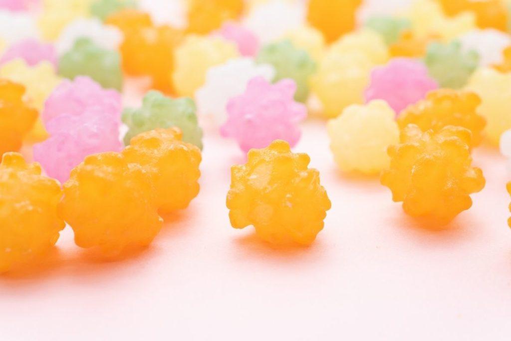 Konpeito - Best Japanese Candy