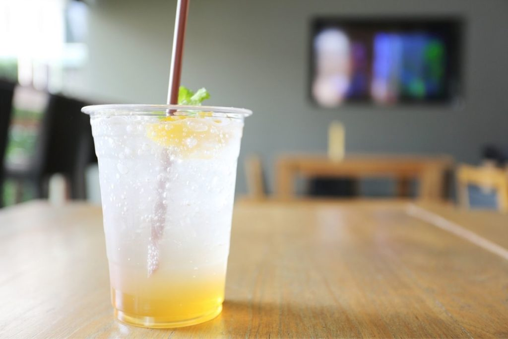 Lemon - Best Italian Soda Flavors