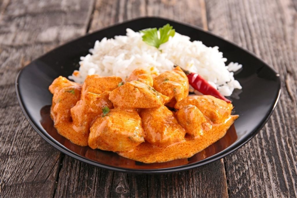 Rice - Side Dishes For Curry Chicken