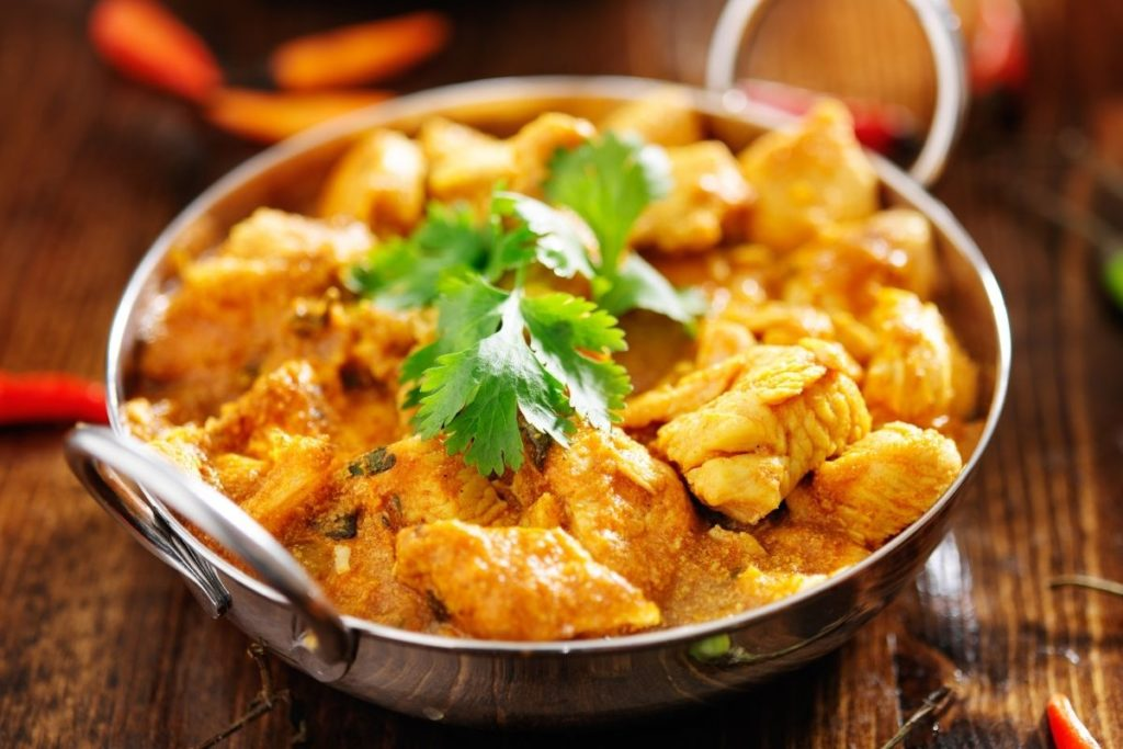 Side Dishes For Curry Chicken