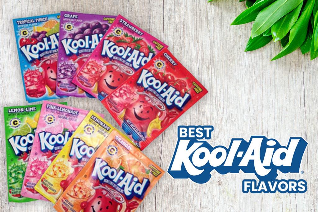 Best kool-aid flavors
