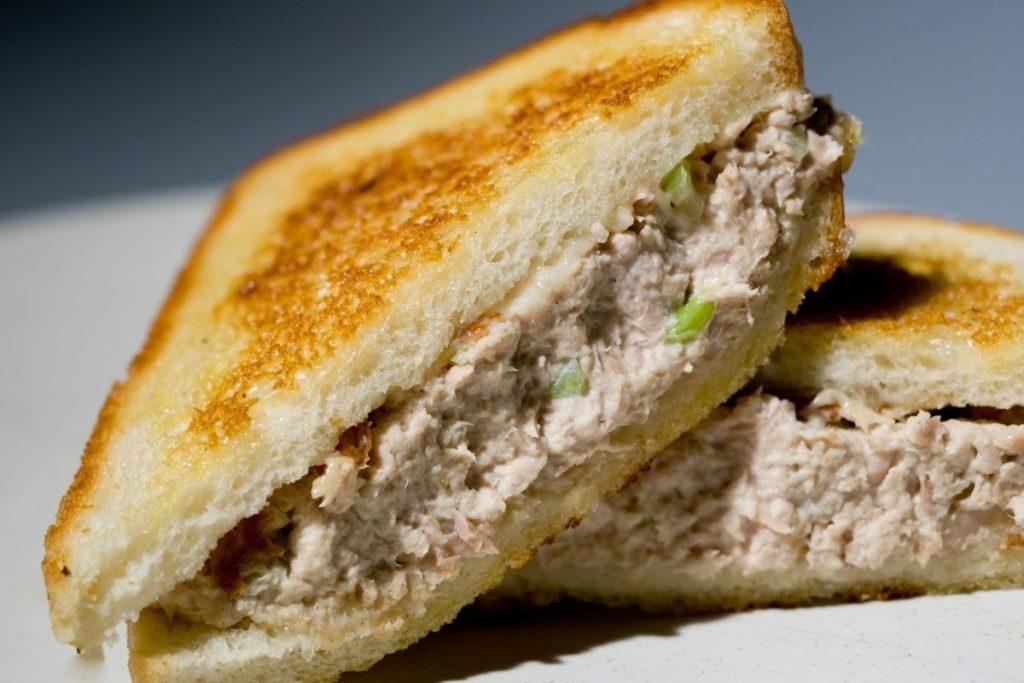 Grilled Tuna Melt