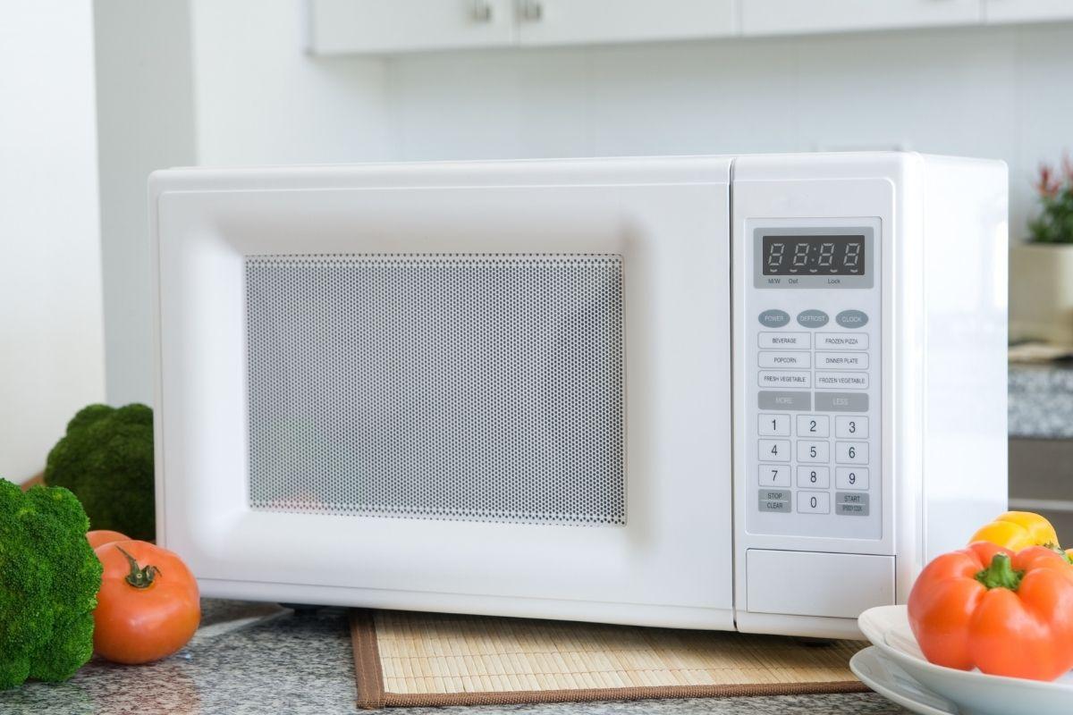 Reheat Fettuccine Alfredo using Microwave
