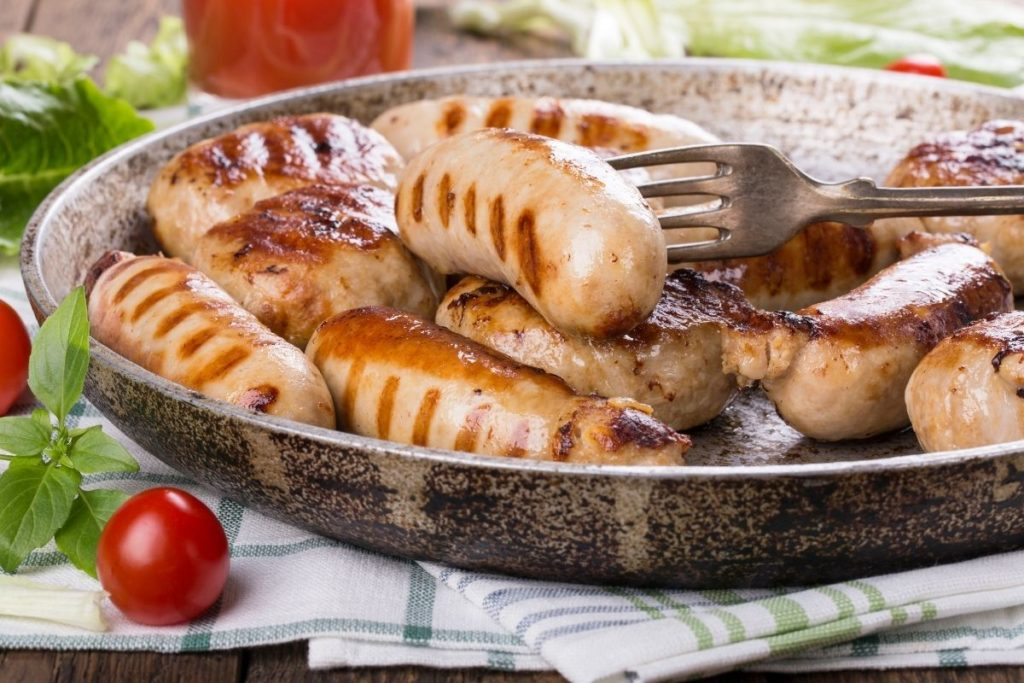 Sausage - What To Eat With Tomato Soup