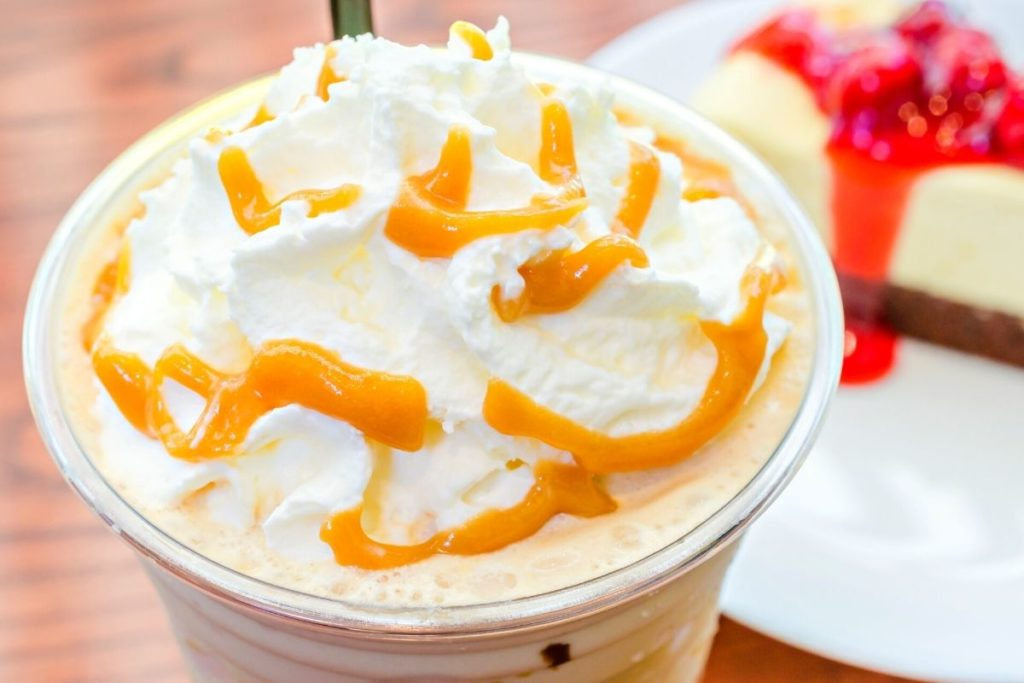 Starbucks Caramel Latte Recipe