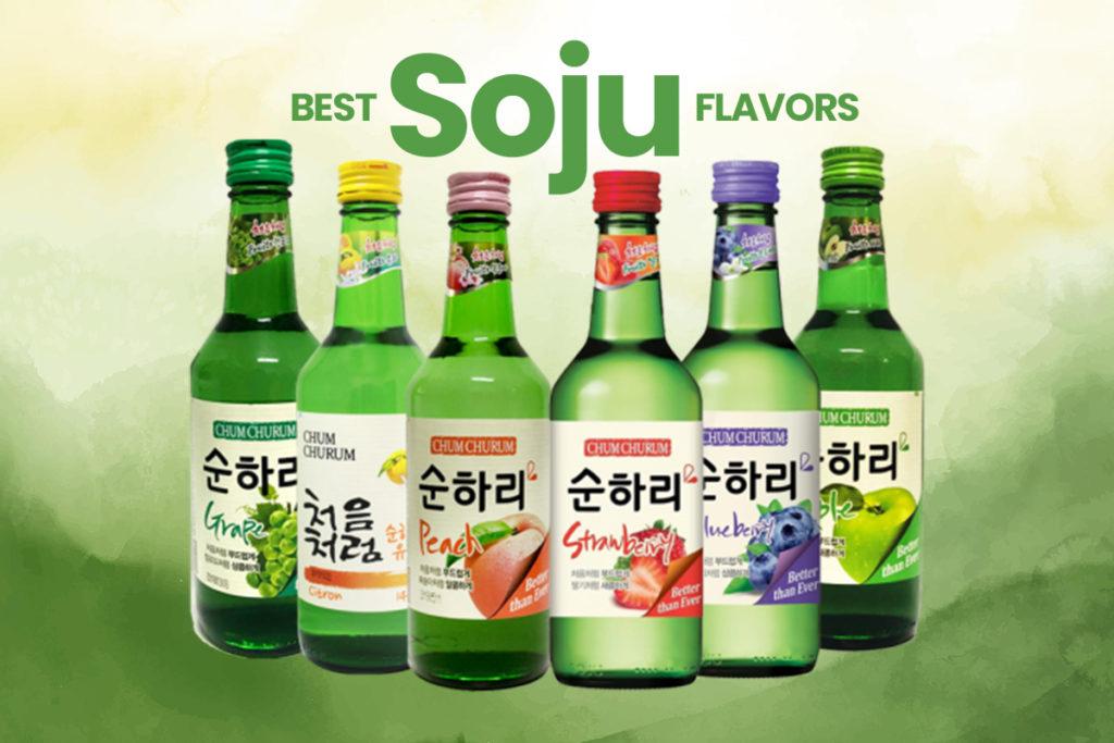 Best Soju Flavors