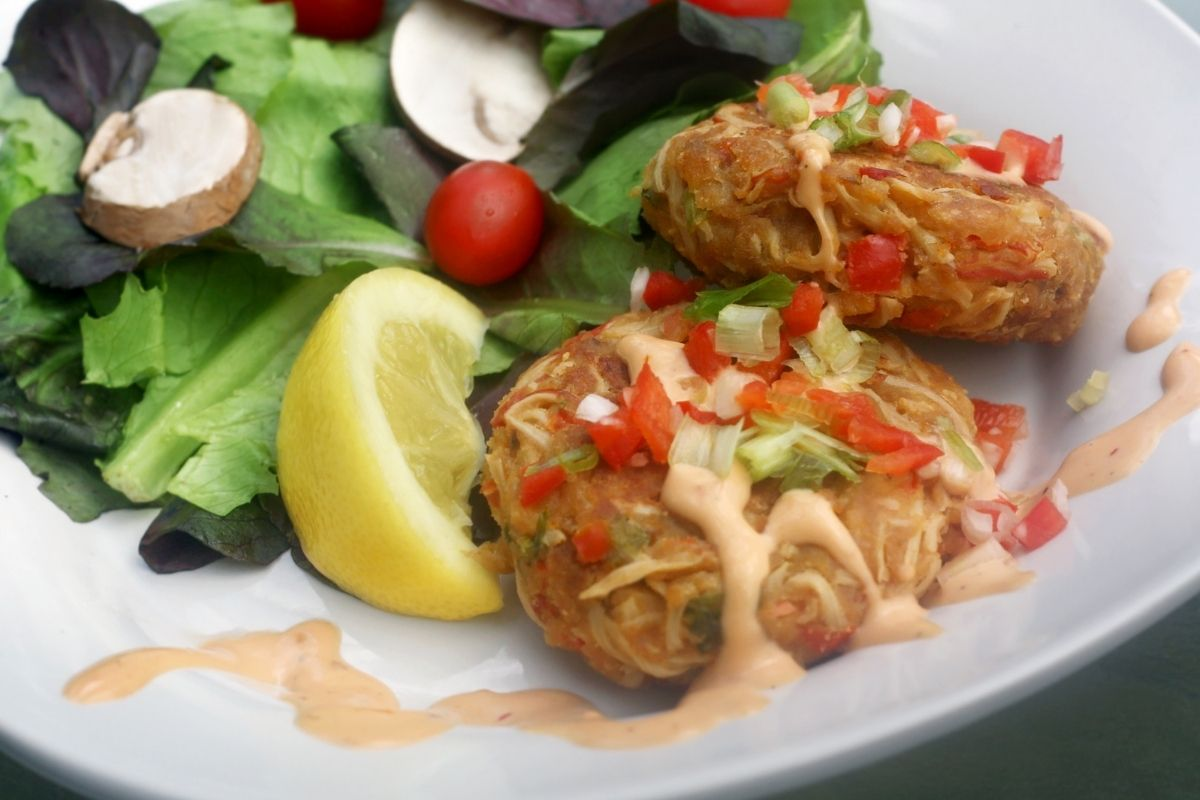 Reheat Crab Cakes in Microwave