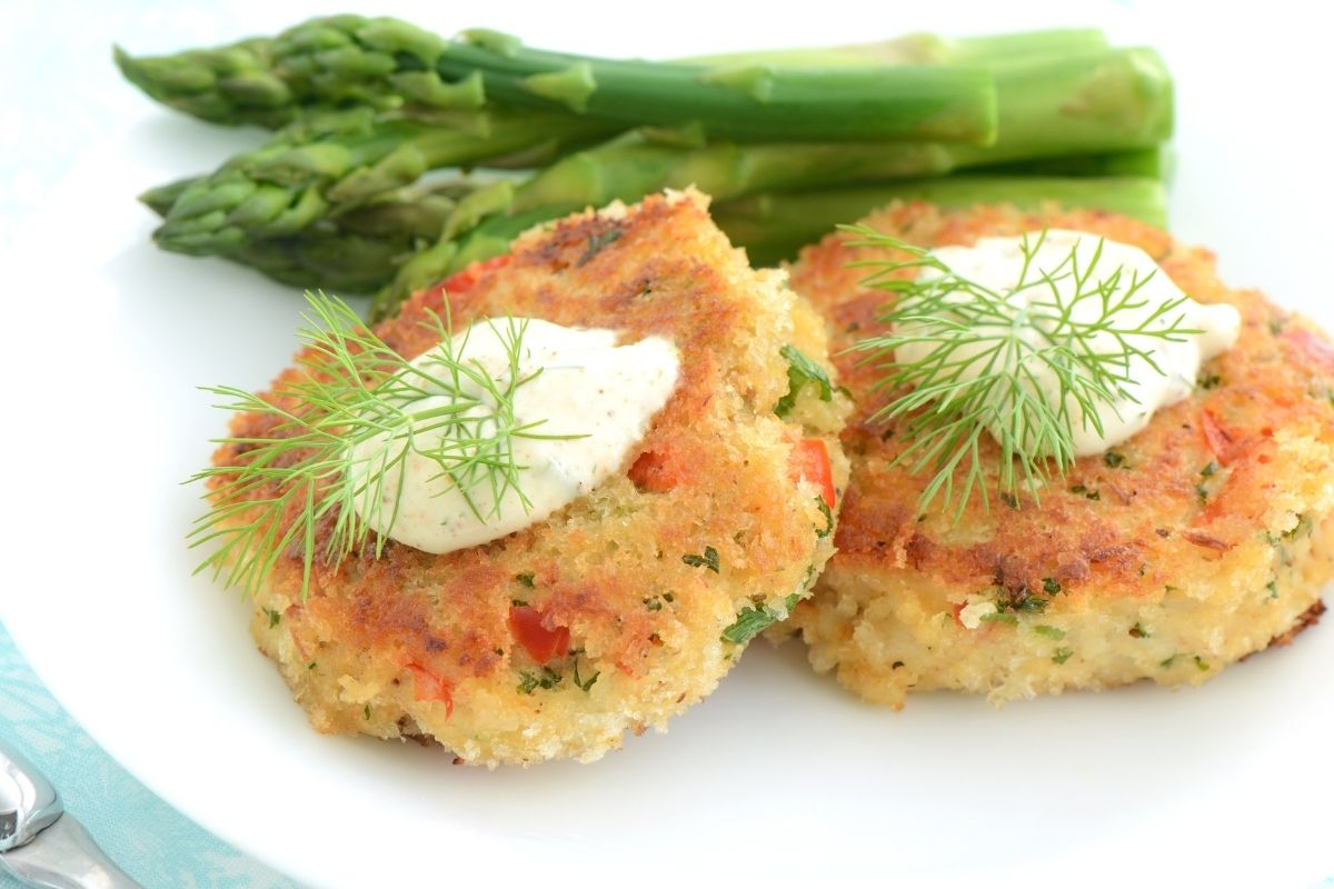 Reheat Crab Cakes on Oven